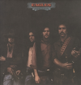 vinyl LP THE EAGLES DESPERADO