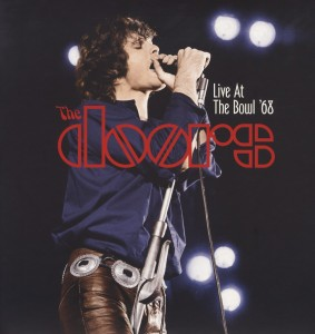 vinyl 2LP DOORS, THE LIVE AT THE BOWL'68