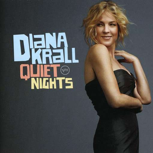 vinyl LP DIANA KRALL Quiet Nights