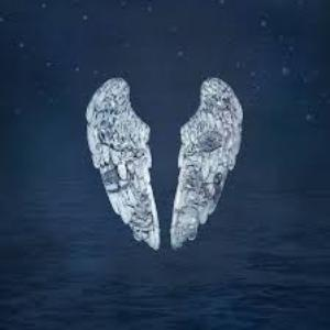 vinyl LP COLDPLAY GHOST STORIES