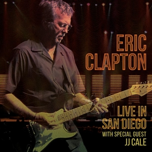 vinyl 3LP ERIC CLAPTON Live In San Diego (WITH SPECIAL GUEST JJ CALE)