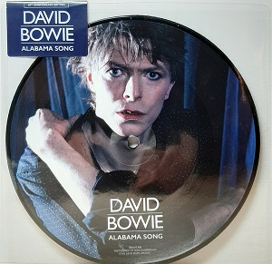 vinyl LP DAVID BOWIE ALABAMA SONG