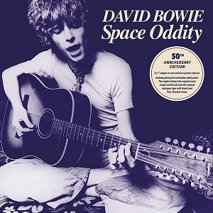 vinyl 2LP DAVID BOWIE SPACE ODDITY