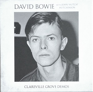 vinyl 3LP DAVID BOWIE CLAREVILLE GROVE DEMOS