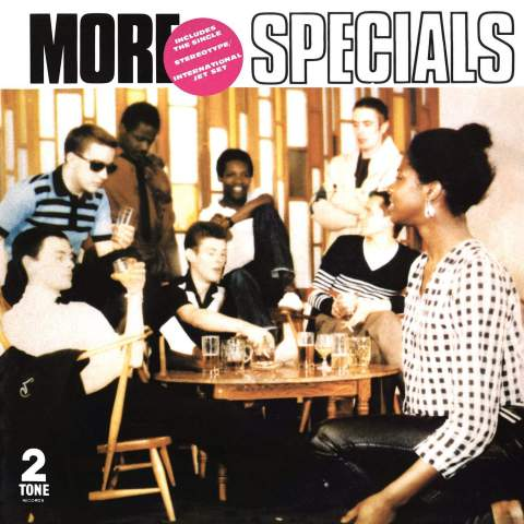 vinyl LP THE SPECIALS More Specials + single free