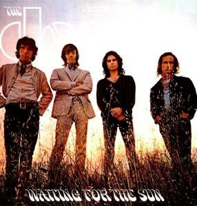 vinyl LP DOORS, THE WAITING FOR THE SUN (50TH ANNIVERSARY)