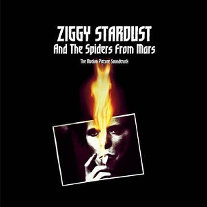 vinyl 2LP DAVID BOWIE ZIGGY STARDUST AND THE SPIDERS FROM THE MARS - THE MOTION PICTURE SOUNDTRACK