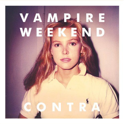 vinyl LP VAMPIRE WEEKEND Contra