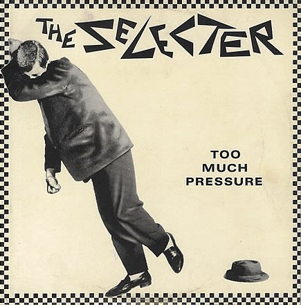 vinyl LP THE SELECTER Too Much Pressure