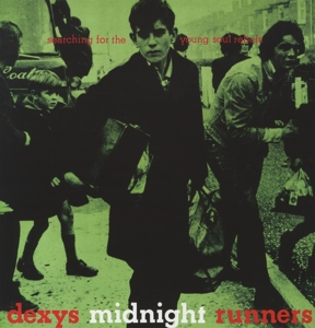 vinyl LP Dexys Midnight Runners Searching For the Young Soul Rebels (Green translucent)
