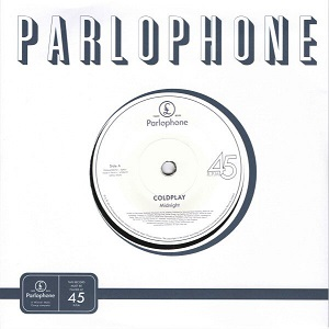 "7"" SP COLDPLAY Midnight RSD"