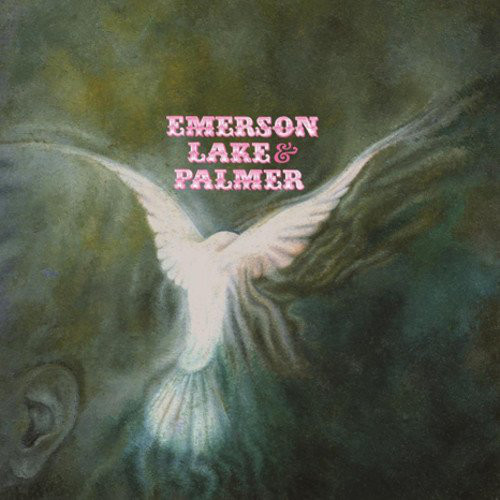 vinyl LP EMERSON, LAKE & PALMER EMERSON, LAKE & PALMER