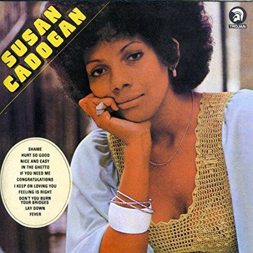 vinyl LP SUSAN CADOGAN HURT SO GOOD