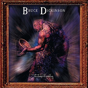 vinyl 2LP BRUCE DICKINSON The Chemical Wedding
