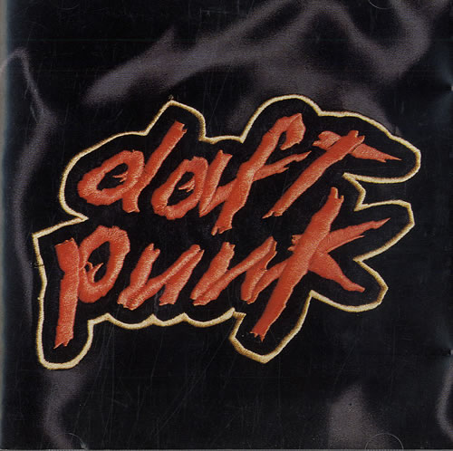 vinyl 2LP DAFT PUNK Homework