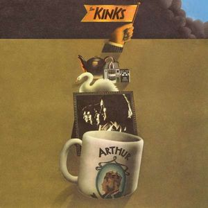 vinyl 2LP KINKS, THE ARTHUR OR THE DECLINE AND FALL OF THE BRITISH EMPIRE