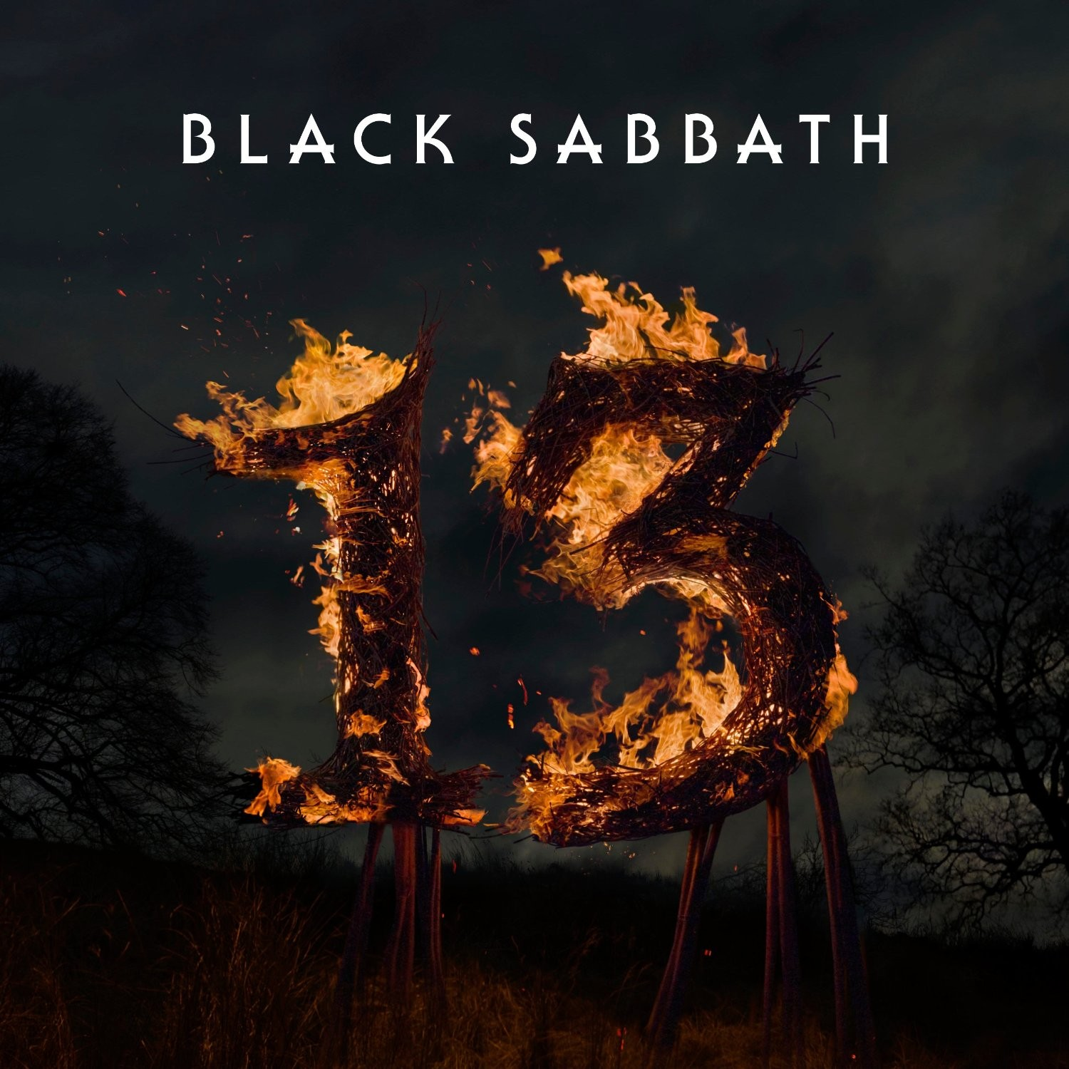 vinyl 2LP BLACK SABBATH 13