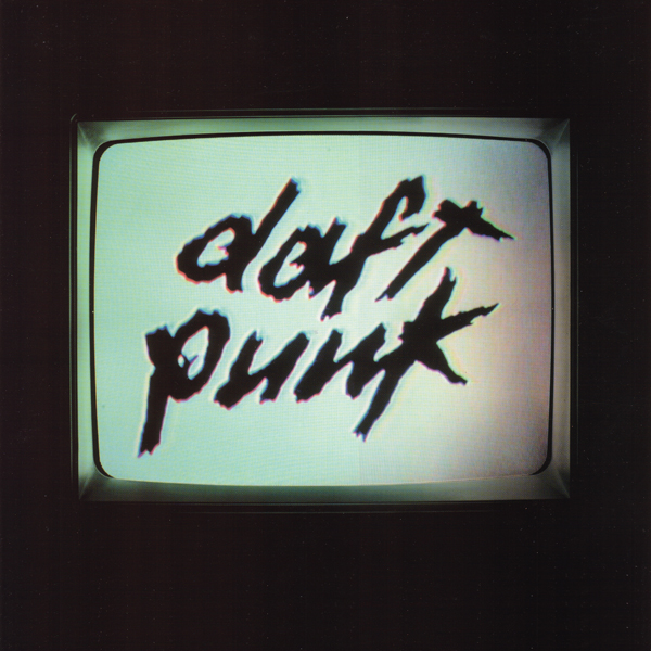 vinyl 2LP DAFT PUNK Human After All