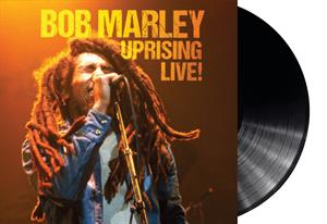 vinyl 3LP BOB MARLEY & THE WAILERS Uprising Live