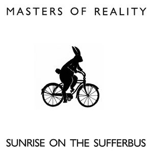 vinyl LP Masters Of Reality Sunrise on the Sufferbus RSD Black Friday 2020