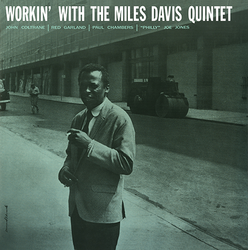 vinyl LP MILES DAVIS Workin´With The Miles Davis Quintet + 1track