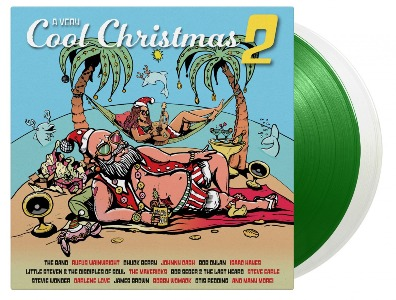 vinyl 2LP VARIOUS ARTISTS A VERY COOL CHRISTMAS 2