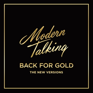 vinyl LP MODERN TALKING Back For Gold