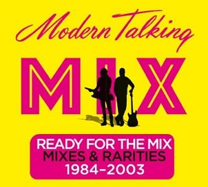 vinyl LP MODERN TALKING Ready For the Mix