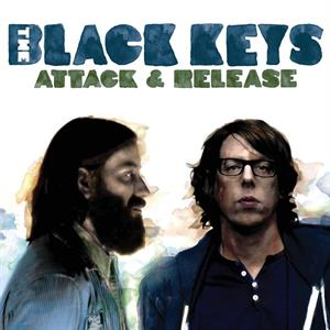 vinyl LP+CD Black Keys Attack & Release