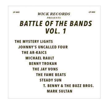 vinyl LP Various Wick Records: Battle of the Bands Vol 1