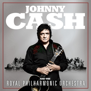 vinyl LP Johnny Cash and the Royal Philharmonic Orchestra