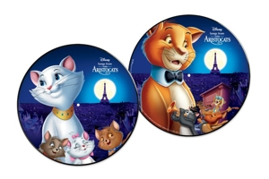 vinyl LP OST Songs From The Aristocats