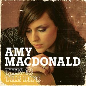 vinyl LP AMY MACDONALD THIS IS THE LIFE