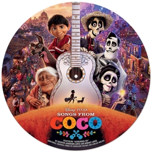 vinyl LP OST Songs From Coco