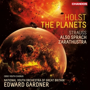 vinyl LP National Youth Orchestra of Great Britain - Holst The Planets / Strauss Also Sprach Zarathustra
