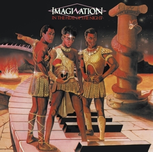 vinyl LP Imagination In the Heat of the Night