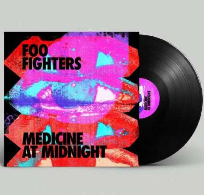vinyl LP Foo Fighters Medicine At Midnight