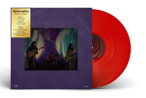 vinyl LP Khruangbin Live At Villain