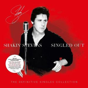 vinyl 2LP SHAKIN' STEVENS Singled Out The Definitive Singles Collection