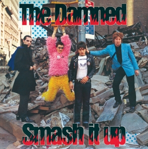 "vinyl 7"" The Damned Smash It Up"
