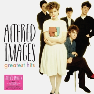 vinyl LP ALTERED IMAGES Greatest Hits