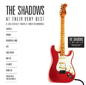 vinyl 2LP THE SHADOWS At Their Very Best