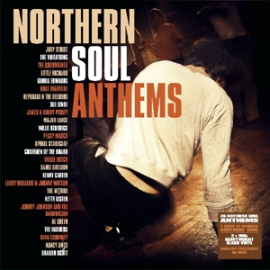 vinyl 2LP VARIOUS ARTISTS Northern Soul Anthems