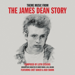 vinyl LP OST James Dean Story