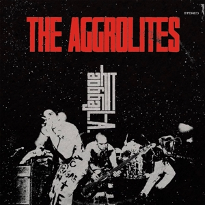 vinyl LP The Aggrolites ‎Reggae Hit L.A.
