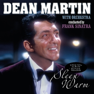vinyl LP DEAN MARTIN Sleep Warm With Orchestra Conducted By Frank Sinatra
