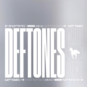 vinyl 4LP+2CD Deftones White Pony 20th Anniversary