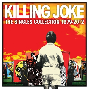 vinyl 4LP Killing Joke Singles Collection 1979-2012