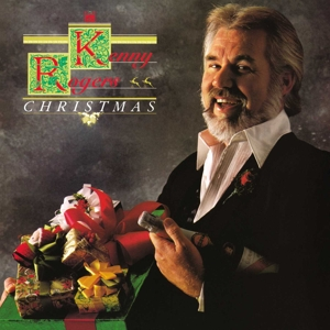 vinyl LP Kenny Rogers ‎Christmas