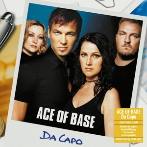 vinyl LP Ace of Base Da Capo (Clear vinyl)